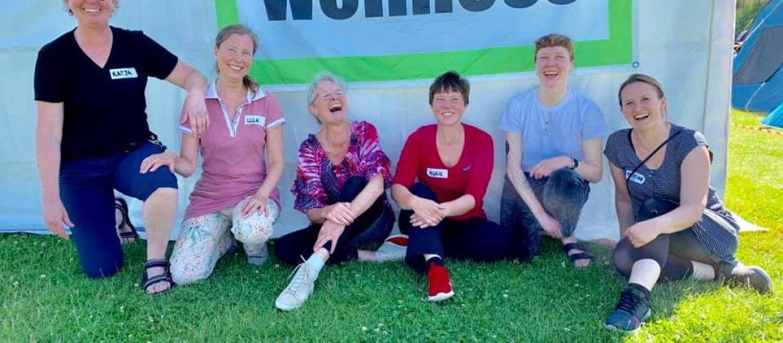 Frivillig massør til Landsforeningen af Væresteders Ferie Camp 2019